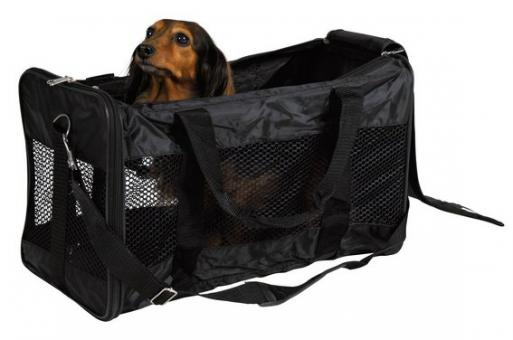 TRIXIE 55х30х30см Транспортная сумка, нейлон, черная