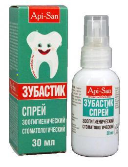 Зубастик 30мл Спрей зоогигиенический стоматологический