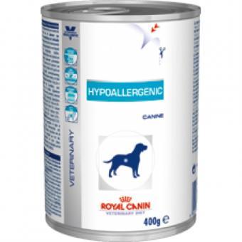6шт.Royal Canin 400 г . Консервы Hypoallergenic Диета для собак с пищевой аллергией или непереносимостью