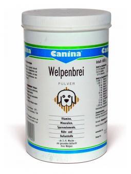 Canina Welpenbrei 0,6 кг Каша для щенков порошок