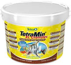 TetraMin XL корм для всех видов рыб крупные хлопья 3,6 л