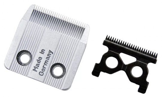 MOSER Ножи на винтах ,стандарт,комплект 0,1мм 1411-7000