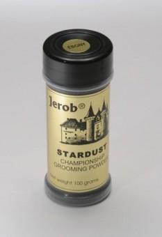 Jerob 100 гр Star Dust Grooming Powder - Brown Sugar Оттеночная пудра для шерсти животных- Темный Сахар