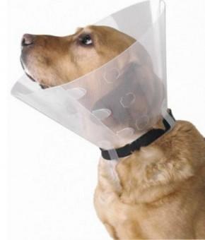KRUUSE  воротник 25см защитный для собак