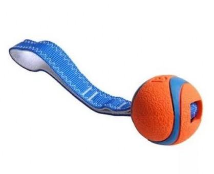 Chuckit Ultra tug small  Теннисный мяч Ультра, резина, маленький