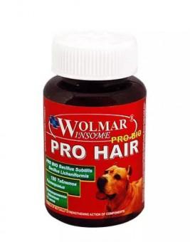 Wolmar Winsome 180 таб. Pro Bio PRO HAIR Комплекс для улучшения состояния кожи и шерсти для собак