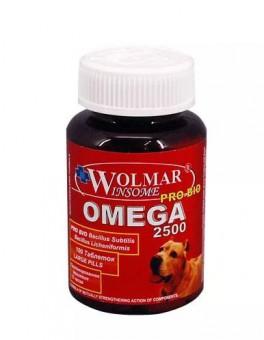 Wolmar Winsome 100 таб. Pro Bio OMEGA 2500 синергический комплекс для собак крупных пород