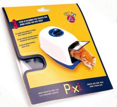 MPS Фильтры 3 шт. для био-туалета  Pixi