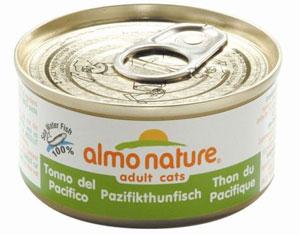 6шт Almo Nature 70г с Тихоокеанским тунцом Legend Adult Cat Pacific Tuna