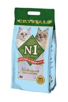 N1 3л Crystals Силикагелевый наполнитель