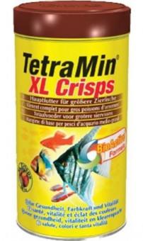 TetraMin XL Granules 250 мл - крупные гранулы - корм для всех видов рыб