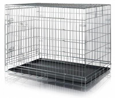 TRIXIE Транспортная клетка с 2 дверями 115 х 75 х 85 см 1 шт.