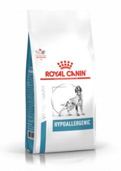 Royal Canin 14кг Hypoallergenic Диета для собак с пищевой аллергией или непереносимостью