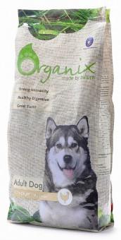 Organix 2,5кг Adult Dog Chicken Для взрослых собак с курицей и цельным рисом