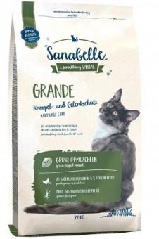 Sanabelle 2 кг Grande  сухой корм для крупных кошек