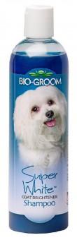 Bio-Groom 355мл Super White Shampoo Супер-белый шампунь