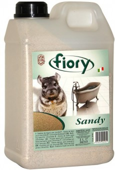 FIORY Sandy 1,3 кг(2 л) Песок для шиншилл