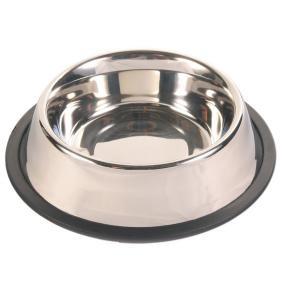 TRIXIE Миска, металл. с резинкой 14 см, 0,45 л.