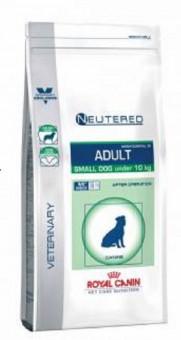 Royal Canin 3,5кг Neutered adult small dog Диета для стерилизованных или кастрированных собак весом менее 10кг
