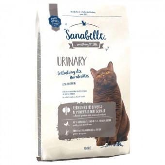 Sanabelle 2кг Urinary для взрослых кошек с чувствительной мочеполовой системой