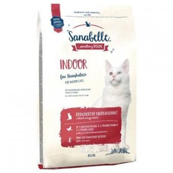 Sanabelle 0,4кг Indoor NEW сухой корм для кошек