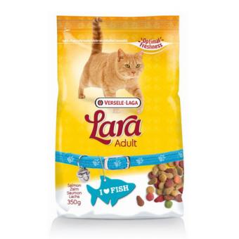 Lara 10 кг Adult Salmon Сухой корм для взрослых кошек, с лососем