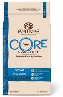 Wellness CORE 1,75 кг сухой корм из лосося с тунцом для взрослых кошек