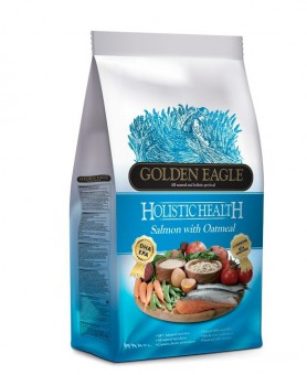 Golden Eagle Holistic 6кг Salmon formula 22/12 Сухой корм для собак лосось с овсянкой