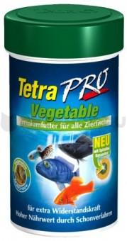 TetraPro Vegetable Crisps 250мл Растительный корм для декор.рыб, чипсы 45г
