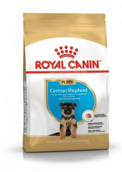Royal Canin 3кг German shepherd 30 junior Для щенков породы немецкая овчарка до 15 месяцев