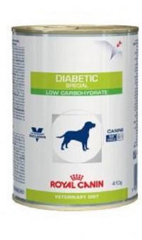Royal Canin 410 г. Консервы Diabetic special Диета для собак при сахарном диабете