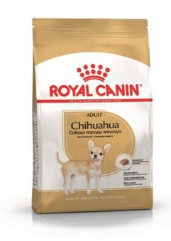 Royal Canin 3 кг Chihuahua 28 adult Для собак породы чихуахуа старше 8 месяцев