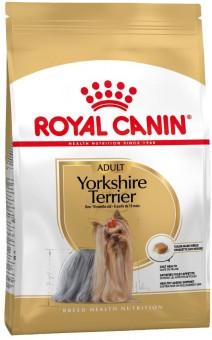 Royal Canin 3кг Yorkshire terrier adult Для собак породы йоркширский терьер старше 10 месяцев