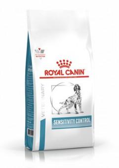 Royal Canin 14кг Sensitivity control SC21 Диета для собак при пищевой аллергии или непереносимости Утка
