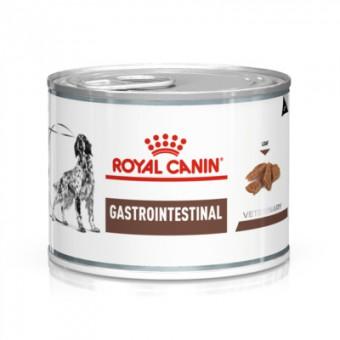 6шт.Royal Canin 400 г. Консервы Gastro intestinal Диета для собак при нарушениях пищеварения