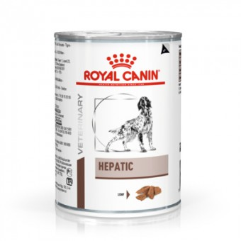 Royal Canin 420 г. Консервы Hepatic Диета для собак при заболеваниях печени