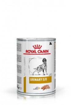 6шт. Royal Canin 410 г. Консервы Urinary S/O Диета для собак при мочекаменной болезни