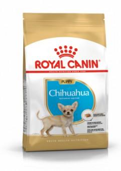 Royal Canin 1,5кг Chihuahua junior Для щенков породы чихуахуа до 8 месяцев