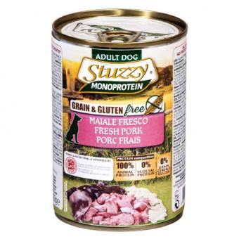 Stuzzy Monoprotein 400г консервы для собак, свинина