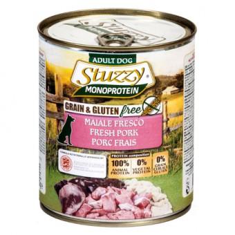 Stuzzy Monoprotein 800г консервы для собак, свинина