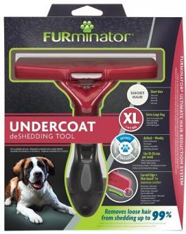 Furminator (Фурминатор)  XL для гигантских собак с короткой шерстью