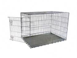 Papillon Wire cage 1 door 150107  Клетка металлическая с 1 дверкой, 107*68*75см
