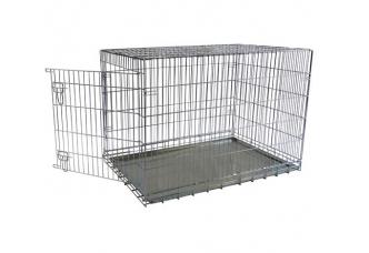 Papillon Wire cage 1 door Клетка металлическая с 1 дверкой  118*78*85см  150118