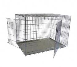Papillon Wire cage 2 doors Клетка металлическая с 2 дверками, 107*68*75см