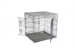 Papillon Wire cage 2 doors 150261  Клетка металлическая с 2 дверками, 61*54*58 см