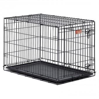 iCrate клетка 91х58х63 черная, вес 11,8 кг 1-но дверная