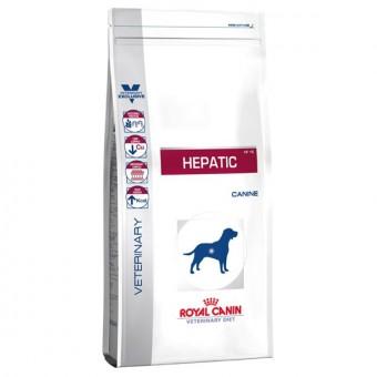 Royal Canin 6кг Hepatic HF16 Диета для собак при заболеваниях печени, пироплазмозе