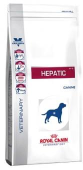 Royal Canin 12кг Hepatic HF16 Диета для собак при заболеваниях печени, пироплазмозе