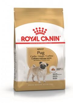 Royal Canin 7,5 кг. Pug 25 Для собак породы мопс старше 10 месяцев