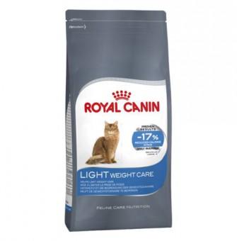 Royal canin 0,4кг LIGHT WEIGHT CARE Сухой корм для кошек от 1 до 10 лет склонных к полноте